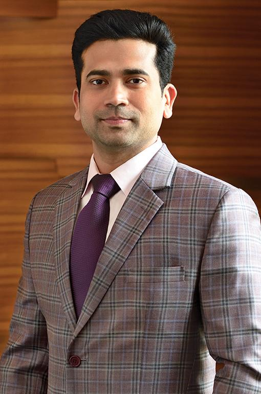 Ramesh Kalyan Kalyan Jewellers Executive Director